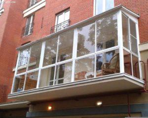 остекление балконов и лоджий в Салехарде