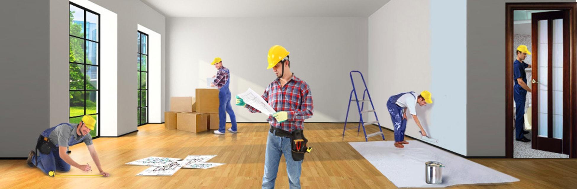 Ремонт квартир и строительство домов под ключ в Салехарде