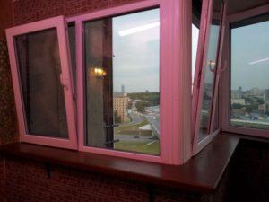 Установка пластиковых окон и дверей в Салехарде и Лабытнанги
