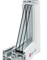 Установка пластиковых окон и дверей Rehau в Салехарде и Лабытнанги